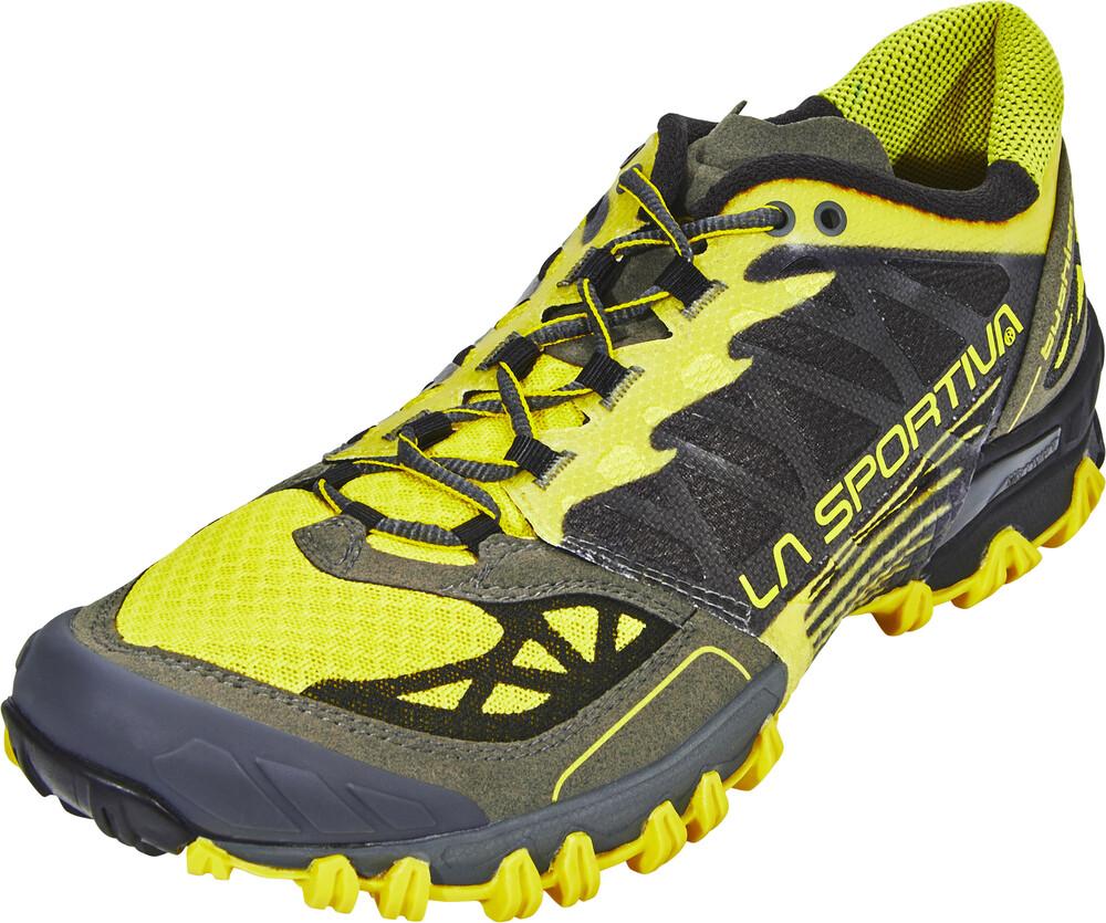 Chaussures Noires La Sportiva Bushido Pour Les Hommes E7yzL9XA33